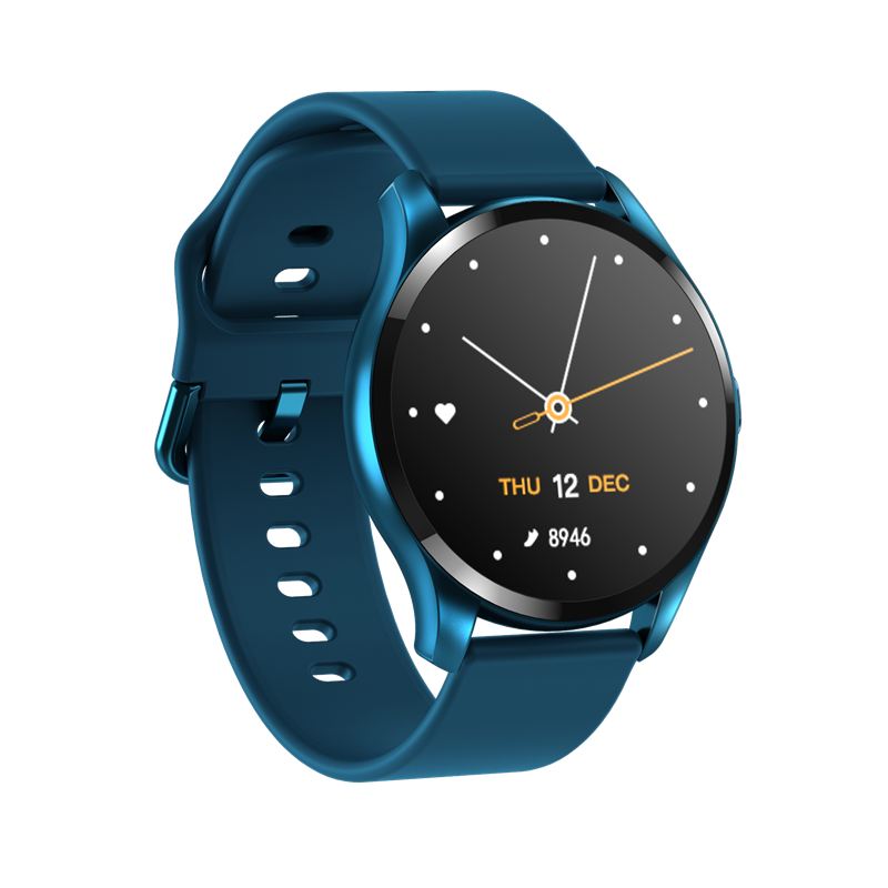 T88 بلوتوث ساعة ذكية معدل ضربات القلب ضغط الدم رصد الرياضة مقاوم للماء Smartwatch للرجال و ساعة نسائية 2021