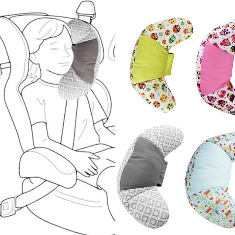 Детские аксессуары, детский ремень безопасности, боковая подушка для головы, поддержка коляски, автомобильное кресло безопасности, позицио...