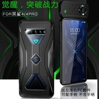 luxury grade soft tpu silicone matte shockproof phone case for xiami black shark 2 3 4 pro protective back cover coque fundas
