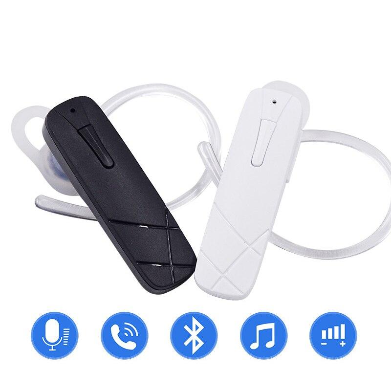 Mini fone de ouvido estéreo bluetooth universal, sem fio handfree earhook esportes fone de ouvido, para samsung xiaomi htc lg sony iphone huawei