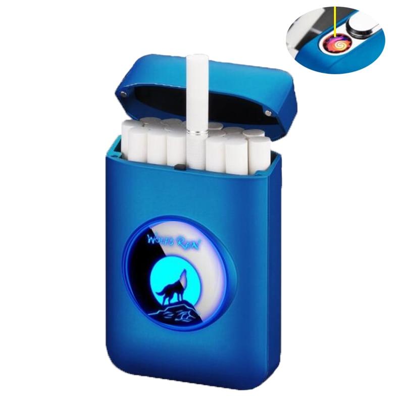 Isqueiro de cigarro elétrico, isqueiro elétrico de metal com entrada usb, visor de led, dispositivo para isqueiro de plasma