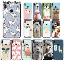 MaiYaCa Lama Lama Alpagas coque de téléphone animal pour Huawei P20 P30 P20Pro P20Lite P30Lite PSmart P10 9lite