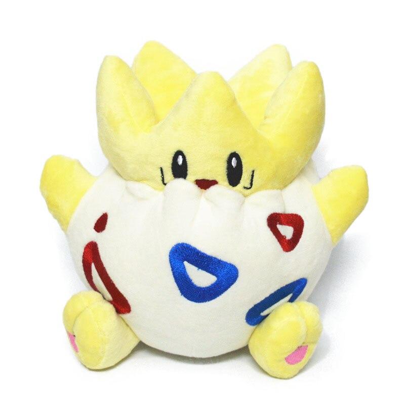 Pokemon peluche Animal relleno Togepi muñeca de felpa para regalo de los niños 20cm