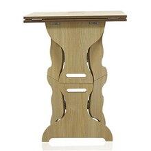 Table pliante Pro en bois Dulex pour magicien professionnel tours de magie accessoires dillusion de scène accessoires Gimmick faciles à transporter