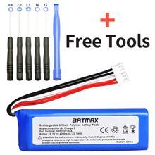 3.7V 6200mAh Bateria Bateria GSP1029102A dla JBL Charge 3