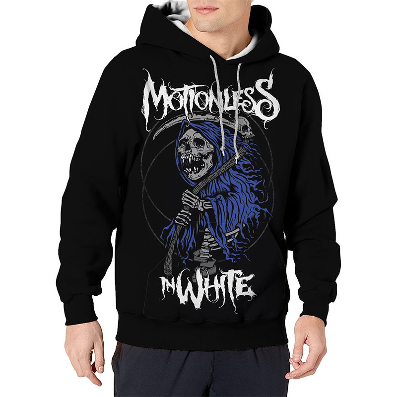 drawstring queen print hoodie Newest Arrival Men's Hoodie 3d Printing Men Skull Bat Print Drawstring Hoodie Weekend Casual Pullover Sweatshirts.