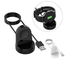 Para Huawei Watch GT/GT 2 portátil inalámbrico Usb de carga rápida cargador soporte de pie accesorios de reloj inteligente GT2 #1018