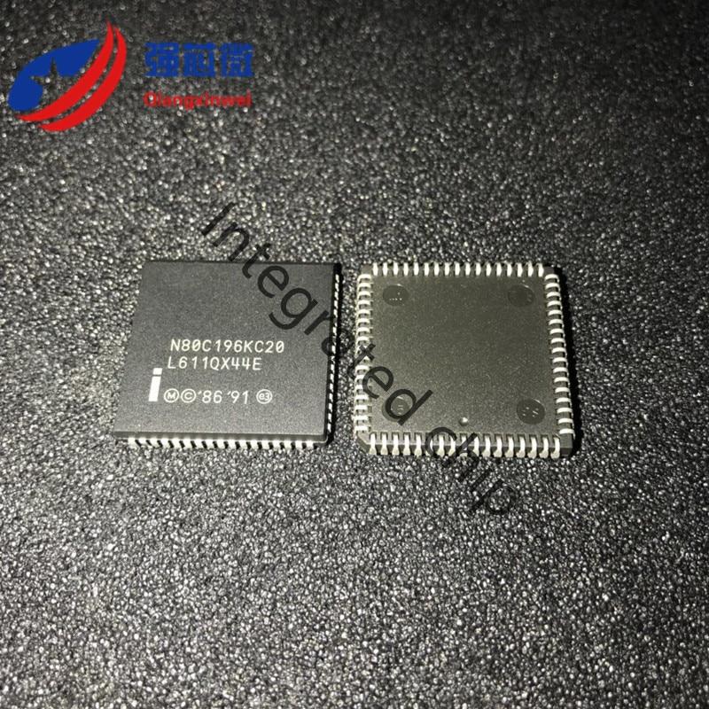 N80C196KC20 N80C196KC-20 N80C196 المتكاملة رقاقة