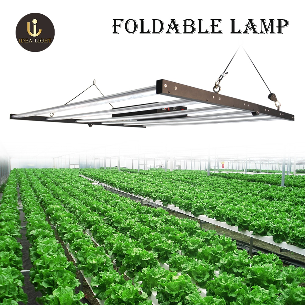 IDEA Lamp for Seedlings Plants Indoor Garden Hydroponic Systems Samsung lm301b lm301h uv light Quantum Board full spectrum led