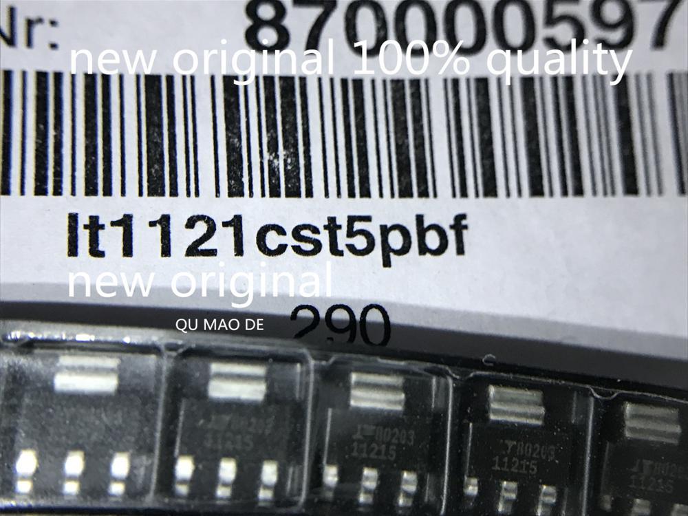 LT1121CST-5 # TRPBF LT1121CST5PBF LT1121CST5-PBF LT1121 nuevo original