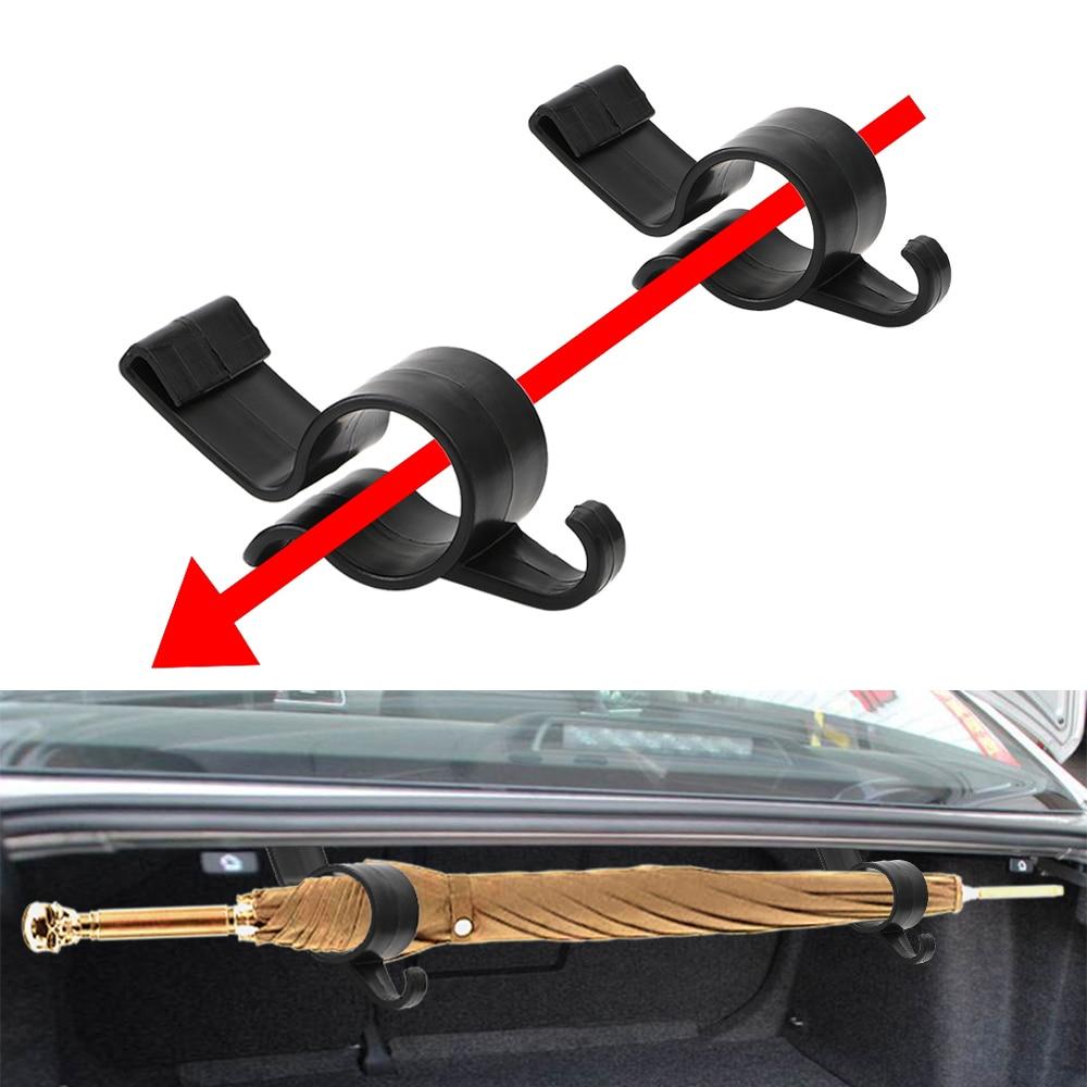 2 шт./компл. багажник автомобиля зонт держатель зажим для hyundai Creta ix25 sonata lf Tucson 2016-2019