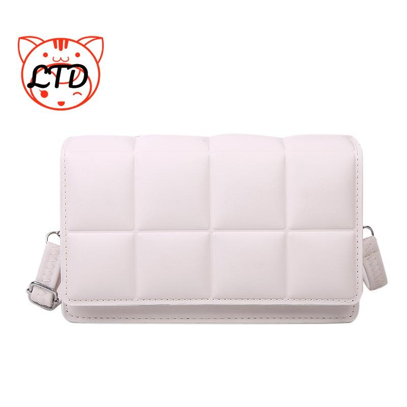 New Platinum Bag for WomenFashion Personalized Single Shoulder Mobile Phone Handbag Cross Body Bag