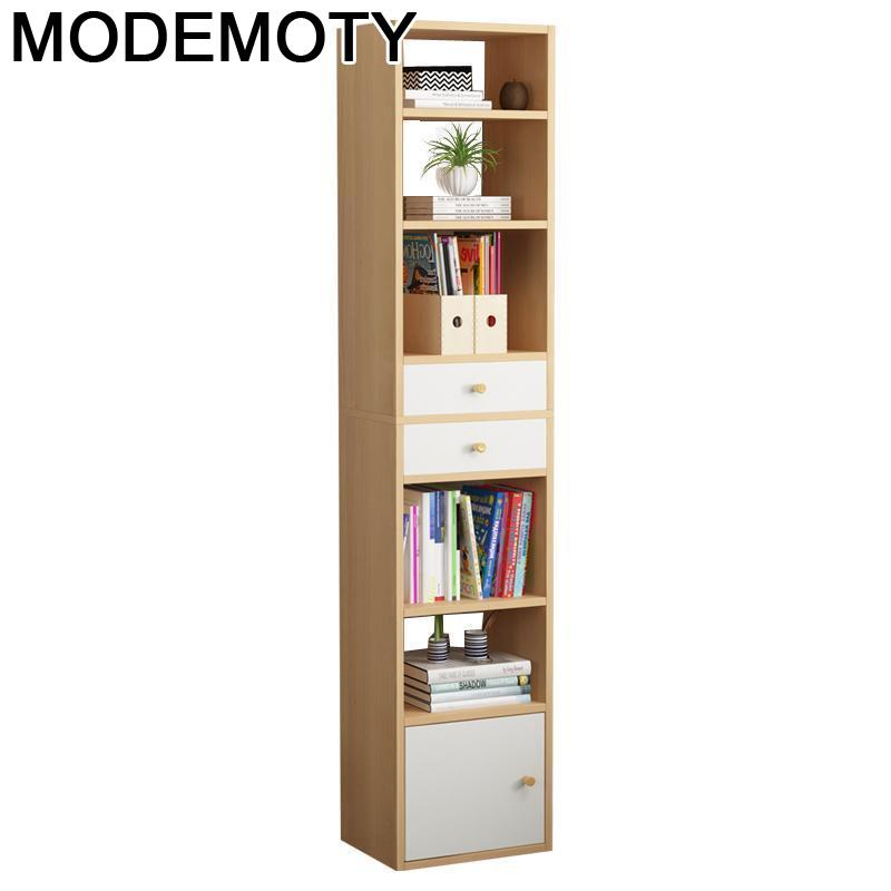 Bois Estanteria Camperas Bureau Meuble Rack Dekorasyon Madera Decoracao Boekenkast Retro Decoration Furniture Book Shelf Case