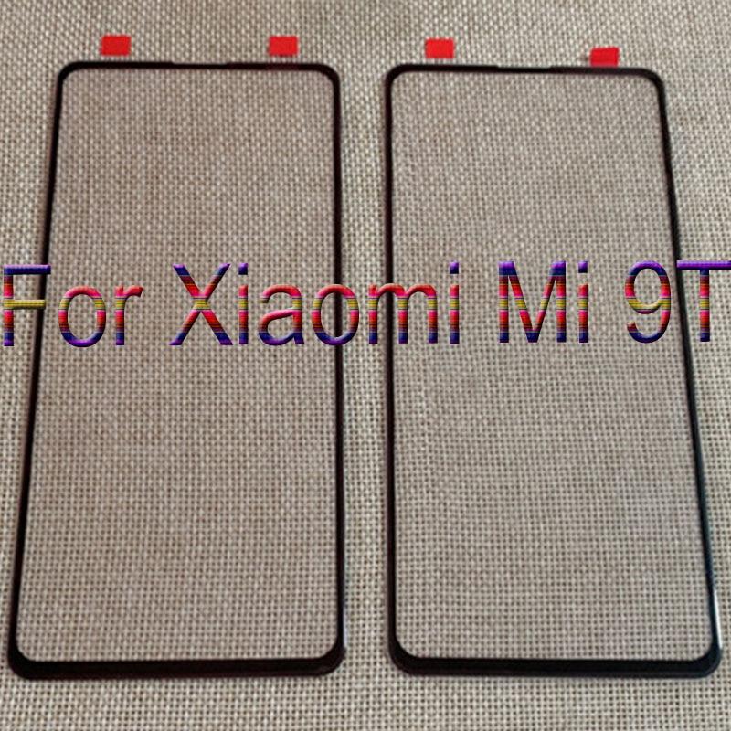 Para pantalla de Panel táctil de cristal exterior frontal Xiaomi mi 9 T para cristal táctil LCD DE Xiaomi mi 9 T para piezas de reparación Xiaomi mi 9 T