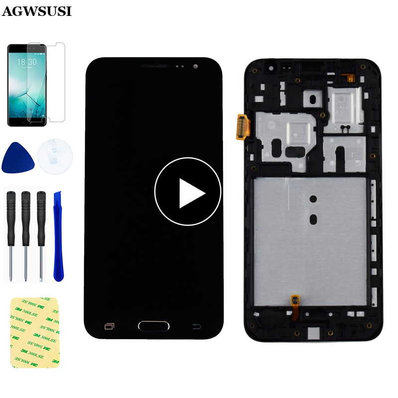 For Samsung Galaxy J3 2016 LCD j320 SM- J320F Display J320M J320FN J320H LCD Display + Touch Screen Digitizer Sensor Assembly