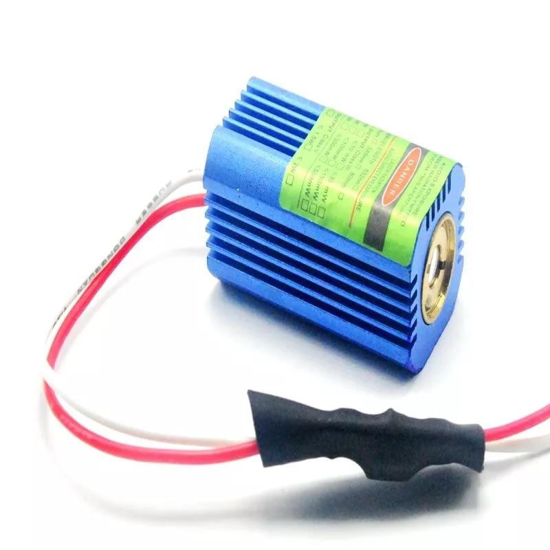 Высокая мощность 532 нм 50 мВт DC12V зеленый лазер диод модуль лазер точка луч w% 2F стекло линза