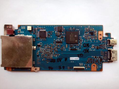 الأصلي لنيكون D5200 اللوحة الرئيسية MCU لوحة دارات مطبوعة وحدة الكاميرا إصلاح جزء