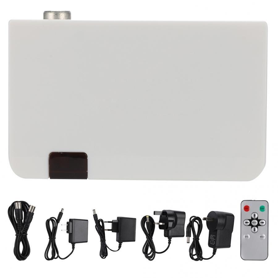 Nuevo HDMI a RF/TV/señal de circuito cerrado Coaxial convertidor entrada HDMI 480I/480 P/576I/576 P/720 P/720I/1080I/1080 P
