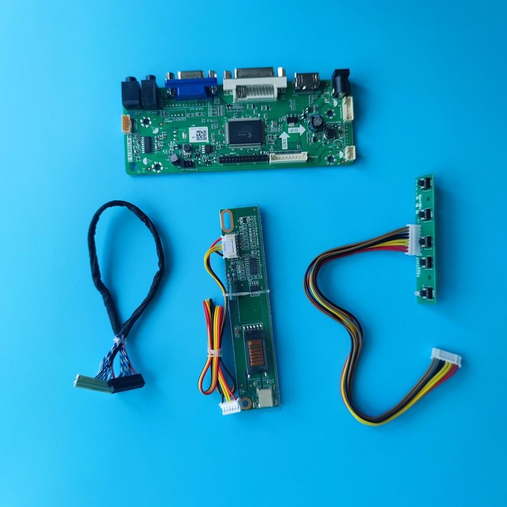 M.NT68676 плата контроллера HDMI-совместимый комплект драйвера ЖК DVI Сделай Сам VGA для CLAA102NA0ACW 1024X600 10,2 дюймов панель монитора экран аксессуар palmexx hdmi vga px hdmi vga