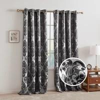 custom curtain polyester jacquard shading curtain for living room bedroom decor fabric cloth