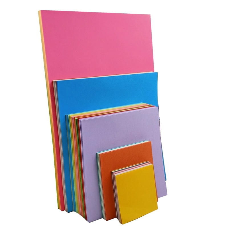 papel-de-color-para-ninos-de-15x15cm-y-10cm-papel-de-corte-manual-fabricacion-de-material-cuadrado-para-guarderia-grua-de-papel-rosa-bricolaje-origami