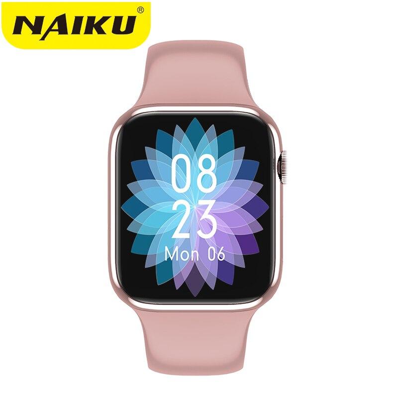 Monitor de Freqüência Lite para Android Chamada Bluetooth Relógio Inteligente Temperatura Ecg Cardíaca Smartver Iwo 12 Iphone Xiaomi pk 9 10 W98