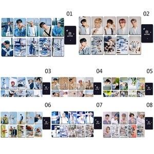 10Pcs/Set Kpop ASTRO Lomo Card HD Double-side Print High Quality Photocard Photo Album Card