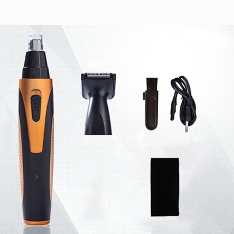 K-STAR STORE Nose Hair Shaved Eyebrow Trimming Nose Hair Trimmer Men's Electric Shaving Nose Hair Shaving enlarge