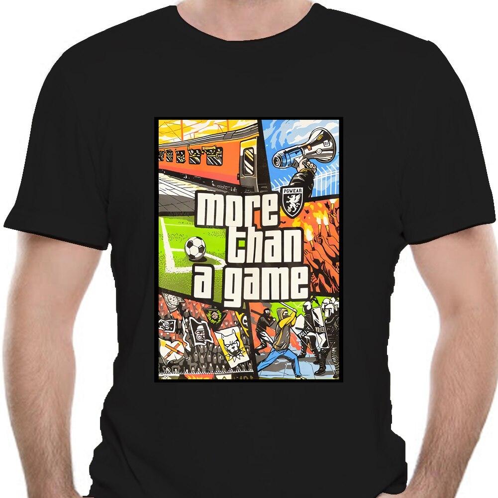 PG одежда, футболка, больше чем игра Грау, Ultras Fussball hoолиган 230910X Футболки      АлиЭкспресс