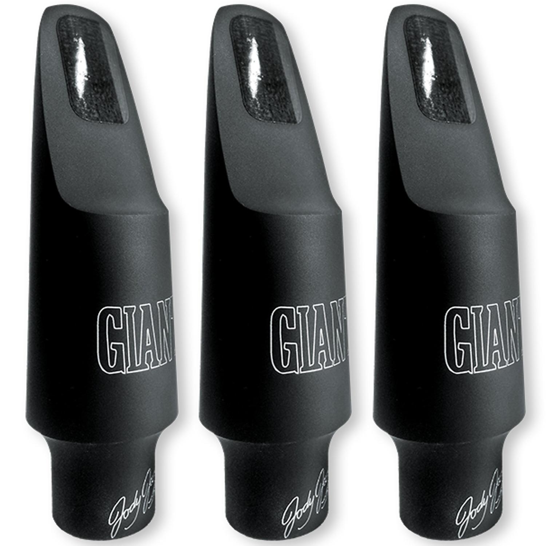 Saxofón Soprano gigante profesional, boquillas de baquelita, accesorios para boquillas saxofón 5...