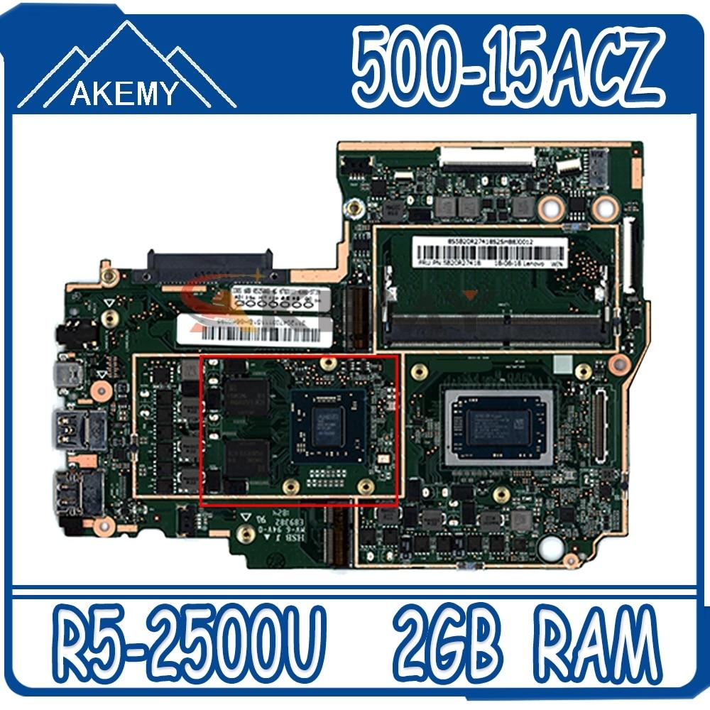 لينوفو 330S-15ARR الكمبيوتر المحمول اللوحة الأم AMD Ryzen 5 2500U GPU R540 2GB RAM 4GB DDR4 اختبار 100% العمل منتج جديد