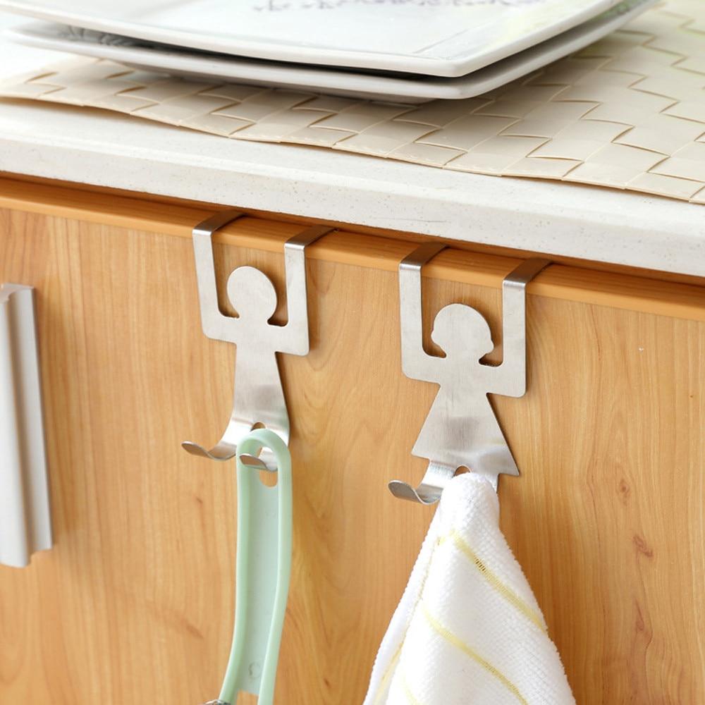 Gancho de pared de ganchillo, Ganchos Ventosas, gancho colgador para cocina, colgador...