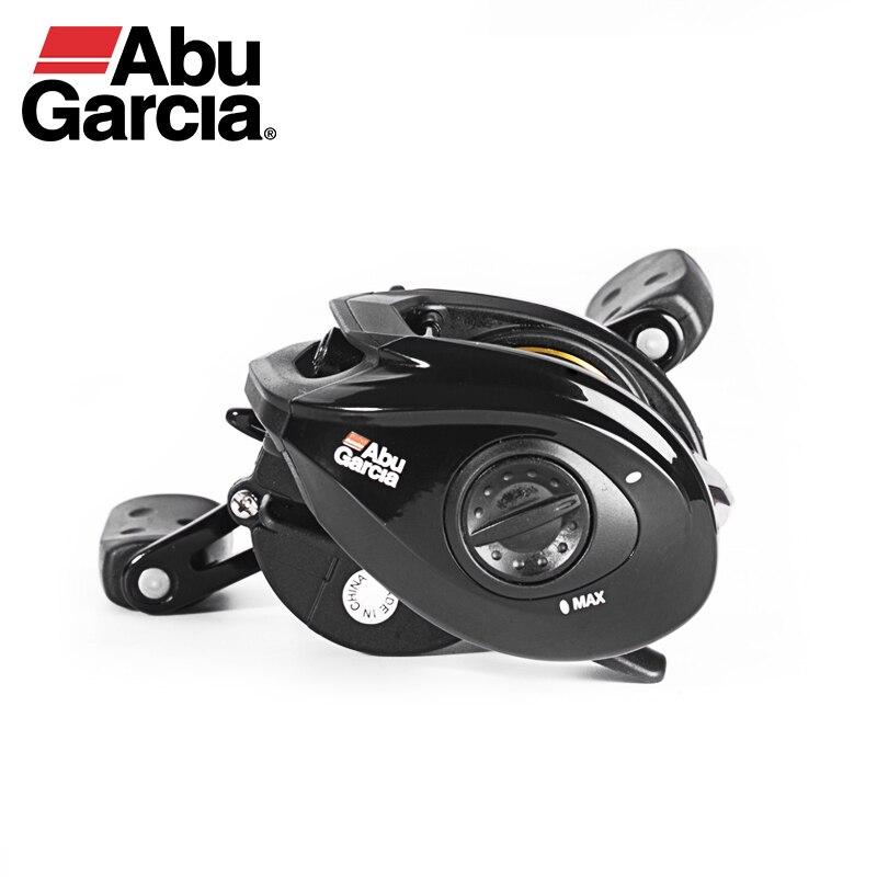 Original Abu Garcia PMax3 Right Left BaitCasting Gear Reel 7.1:1 8BB Drag 8.1kg 18LB Trolling Fishing Reel Freshwater Saltwater enlarge