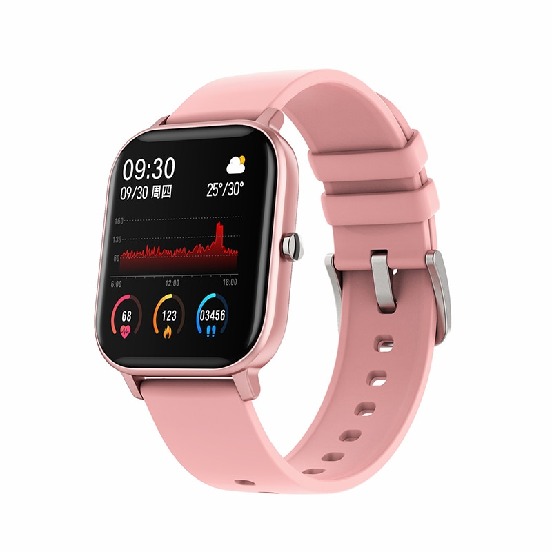 1.4 inch women's Smart Watch Android  Full Touch Fitness Tracker watches wristwatch Clock Smartwatch men for iphone xiaomi