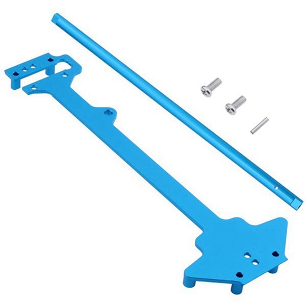 for WLtoys 1/18 Upgrade Parts Radio Tray Centre Drive Joint Spur Metal Diff Main Gear Motor Pinion A949 A969 A959 enlarge