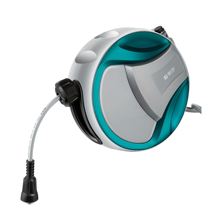 Air Drum Automatic Coiler Multifunction Auto Repair Pneu Tool Upgrade Automatic Telescopic Hanging Trachea Automatic Receiver