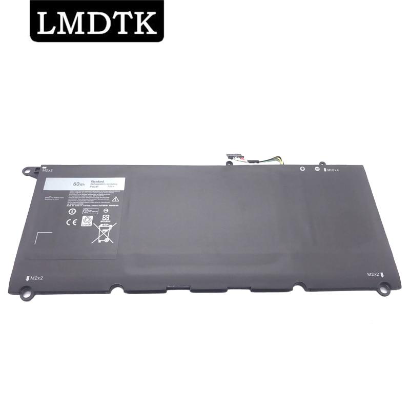 بطارية كمبيوتر محمول جديدة طراز PW23Y من LMDTK لأجهزة Dell XPS 13 9360 Series RNP72 TP1GT 7.6 فولت 60WH