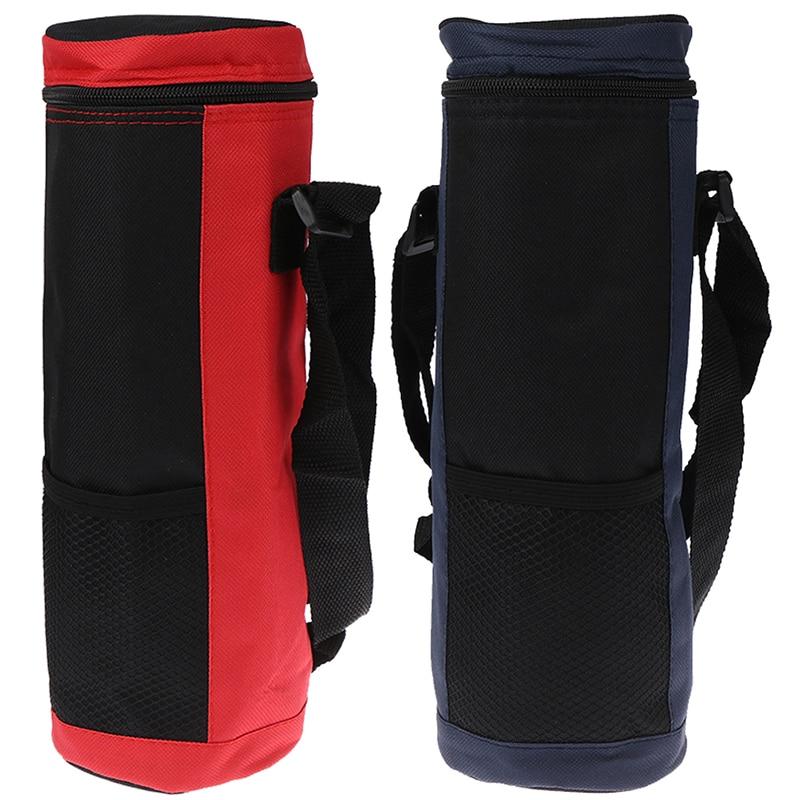 Универсальный мешочек для бутылки с водой, вместительная изолированная сумка-холодильник для отдыха на открытом воздухе, путешествий, кемп...