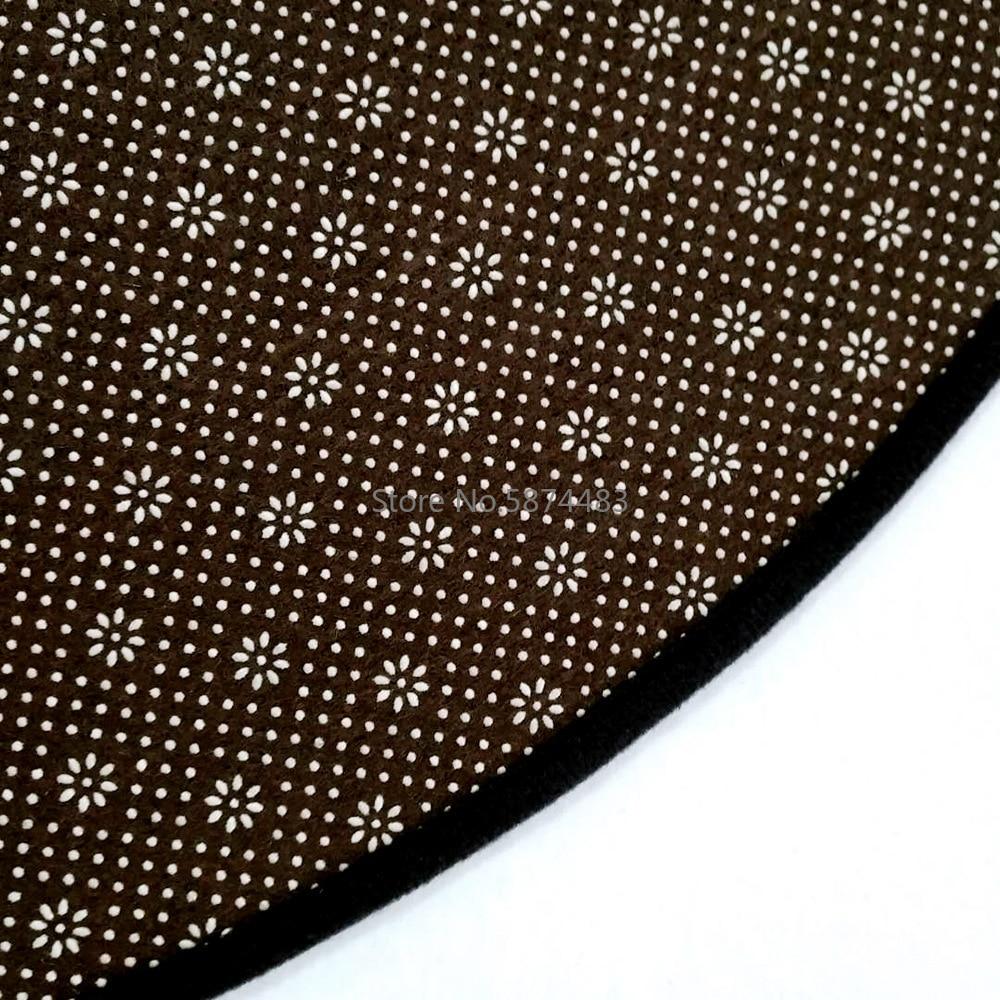 200cm Fashion Modern Simple Irregular Geometry Black and Gray Living Room Bedroom Non-slip Mat Carpet Customization