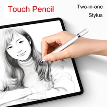 Емкостный стилус для сенсорного экрана, универсальная ручка для iPad Pencil iPad Pro 12,9 11 10,5 Mini для HuaWei для Samsung tablet phone Pen