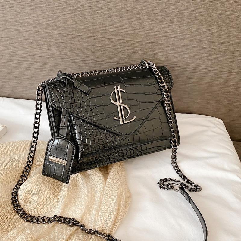 Luxury Handbags Famous Brand Women Bags Designer Lady Classic Plaid Shoulder Crossbody Bags pu Leather Women Messenger handbags