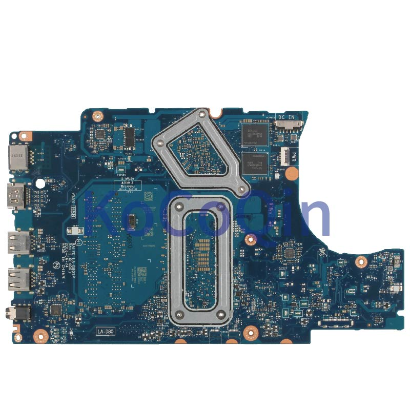For DELL Insprion 5567 5767 I7-7500U M440 2GB Notebook Mainboard CN-0KFWK9 0KFWK9 BAL20 LA-D801P Laptop Motherboard SR2ZV