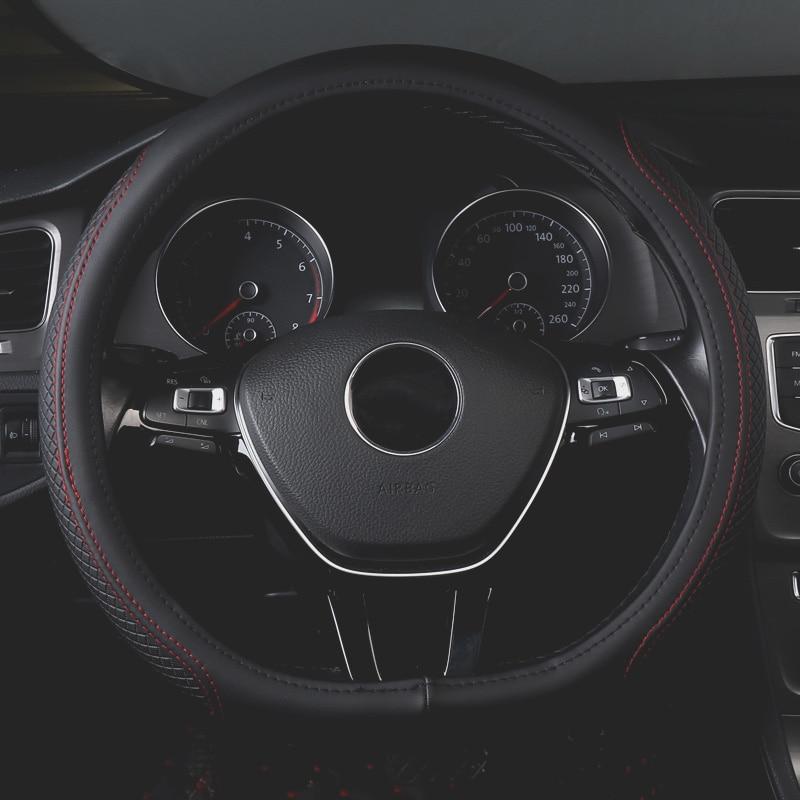 Universal Car Steering Wheel Cover Anti-Slip for Renault Grand SCENIC KADJAR Megane 3 4 TALISMAN TALISMAN Grandtour Twingo 1 2