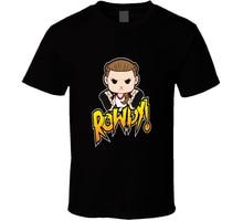 Hombres camiseta Ronda Rousey camiseta T camisa camiseta mujer t camisa
