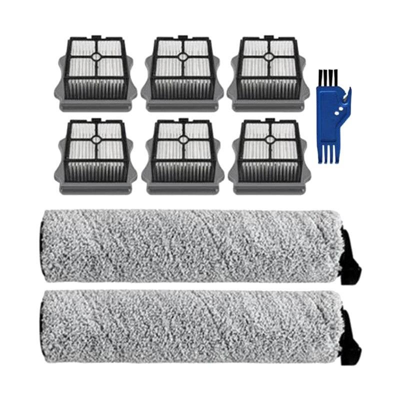ملحقات عدة ل TINECO IFLOOR الطابق واحد IFLOOR3 الأسطوانة فرشاة Hepa تصفية جهاز آلي لتنظيف الأتربة استبدال أجزاء