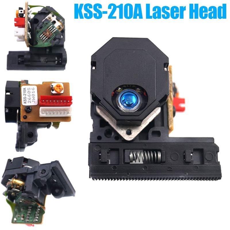 Nuevas ópticas KSS-210A de lente de cabeza de recogida para Sony DVD CD MU8669