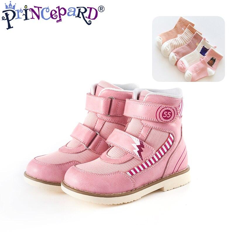 6 pares de zapatos deportivos ortopédicos y 5 pares de calcetines para niñas y niños
