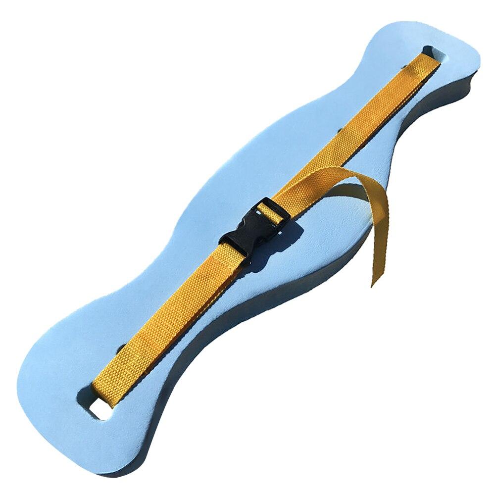 Cinturón de flotación de espuma EVA para natación acuática cinturón de seguridad ajustable flotante para natación de niños principiantes