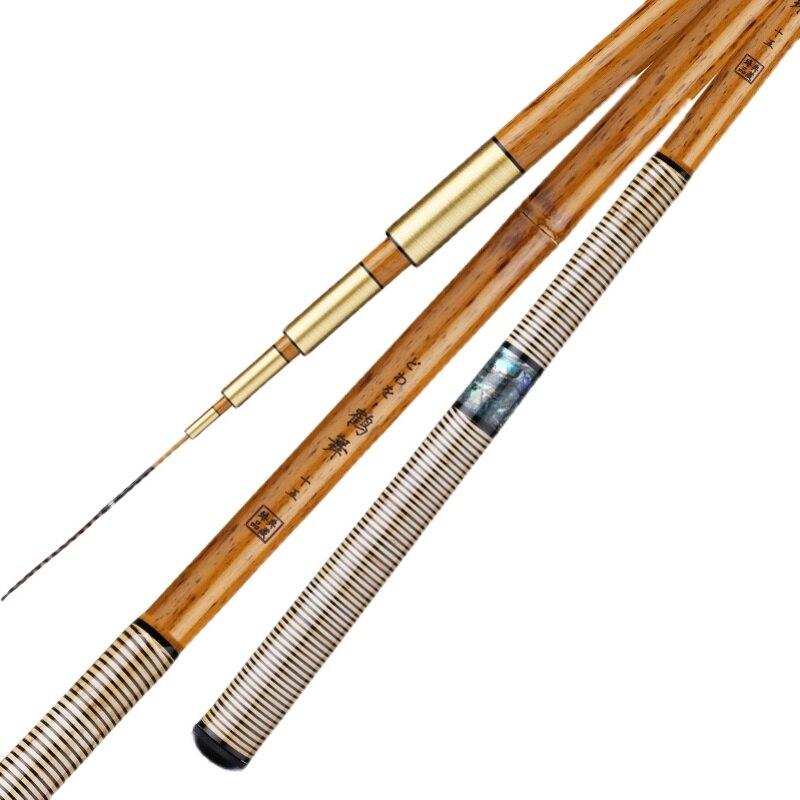 3.6m 7.2m Carp Fishing Pole Feeder Super Hard Taiwan Fishing Rod High Carbon Hand Olta Vara De Pesca Peche Spinning Canne