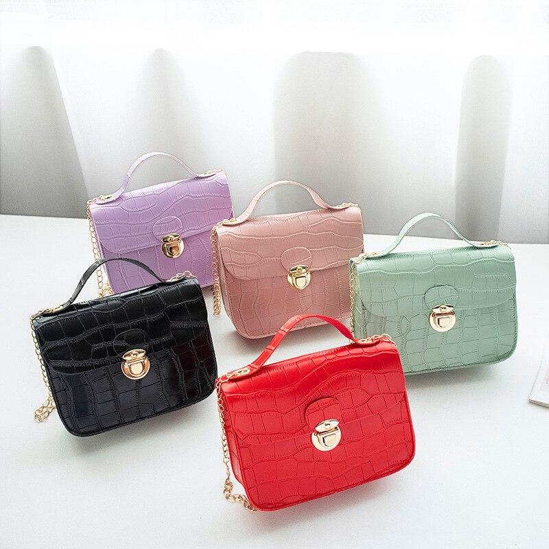 Mini Bags for Girls Mini Leather Bags Mobile Phone Big Card Holders Wallet Handbag Money Pockets Girls Purse Crossbody Bags